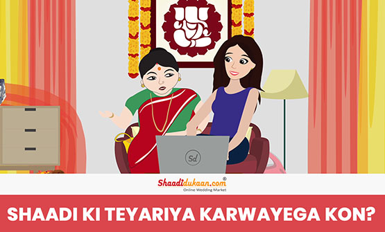 Why To Choose Shaadidukaan.com? - Your Gateway to Fairytale Style Wedding!