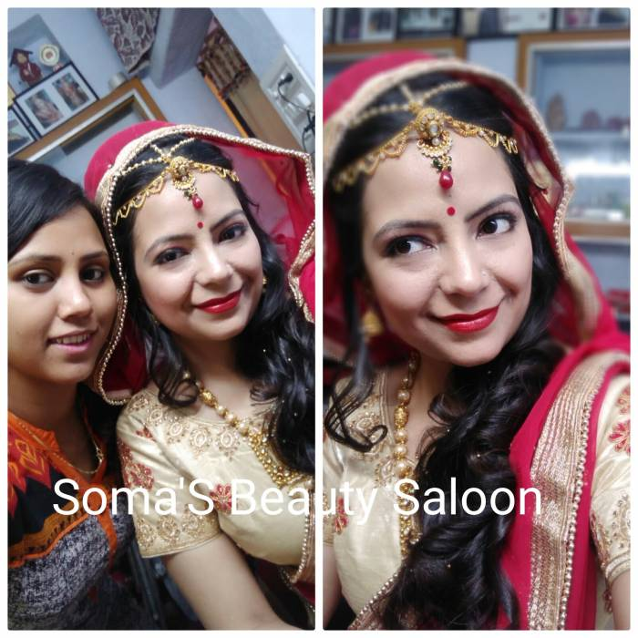 Soma's Beauty Salon