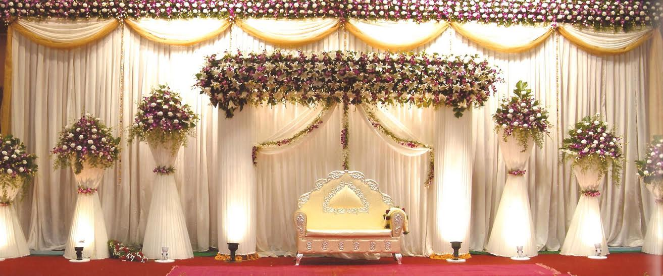 Services Of Flower Decorators In Jaipur- A delightful,  Unique And Creative Arrangement