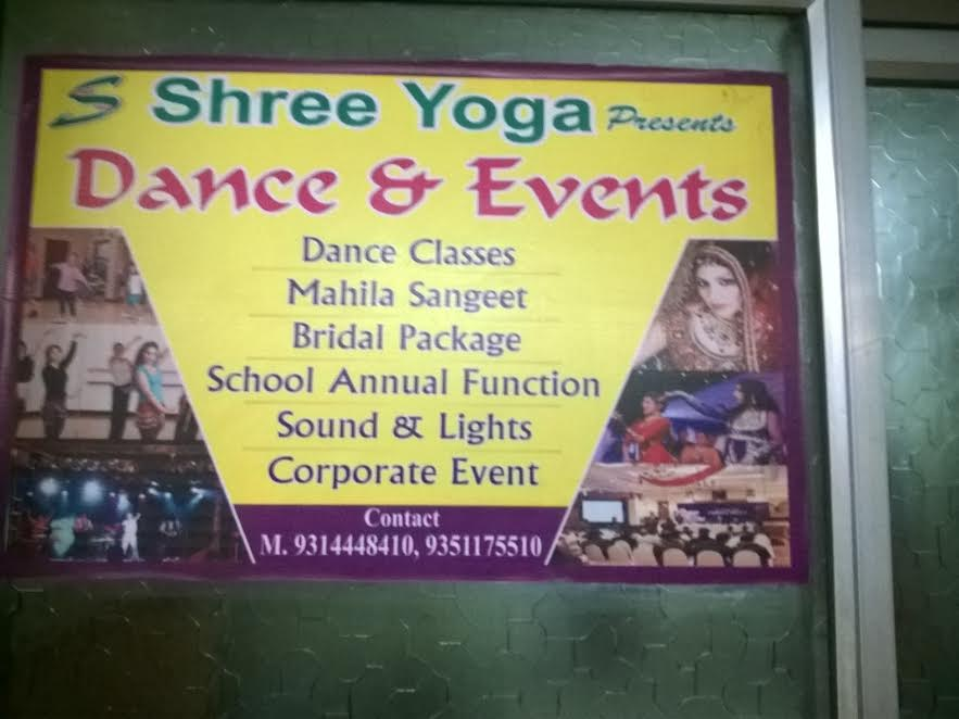 Shree Yoga Dance & Events