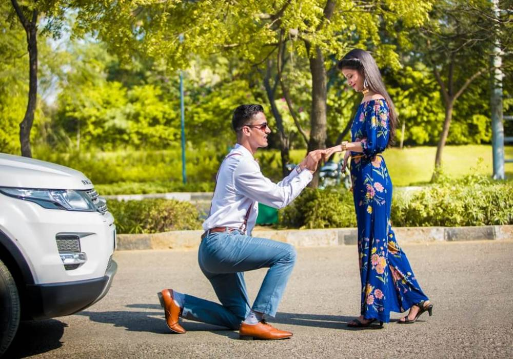 Latest Propose Pre Wedding Shoot Ideas