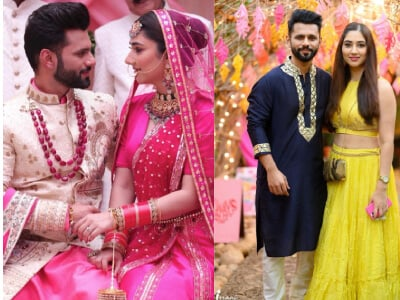 Rahul Vaidya & Disha Parmar - Get To Know About All their Wedding Announcements