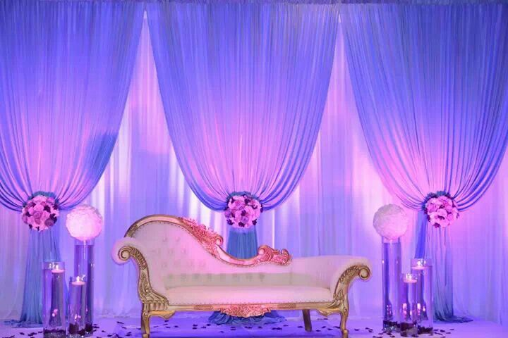 Elegance Stage Decoration