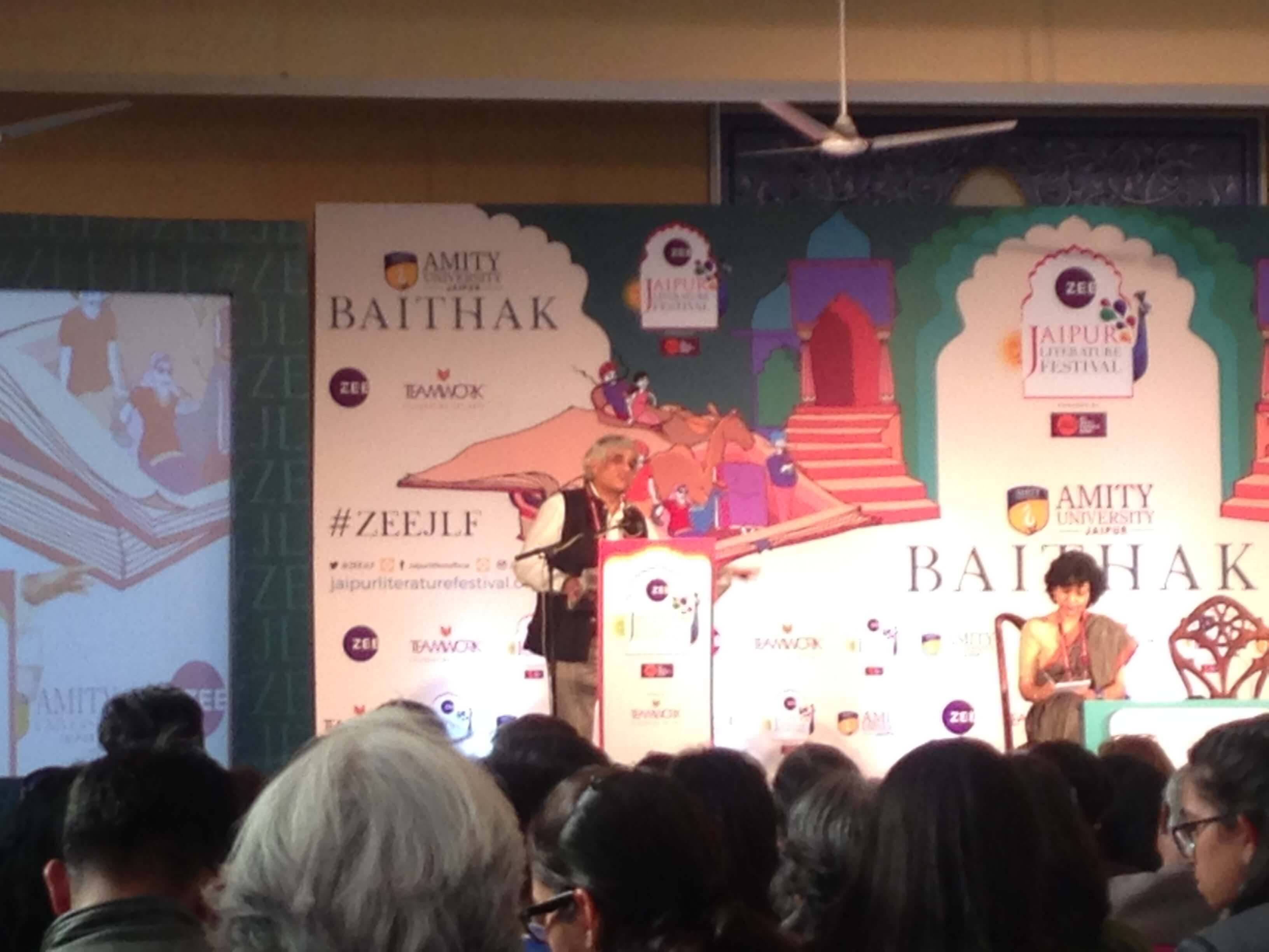 JLF Talks