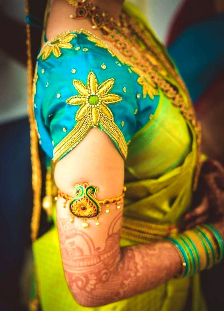 Indian Bride Armlet