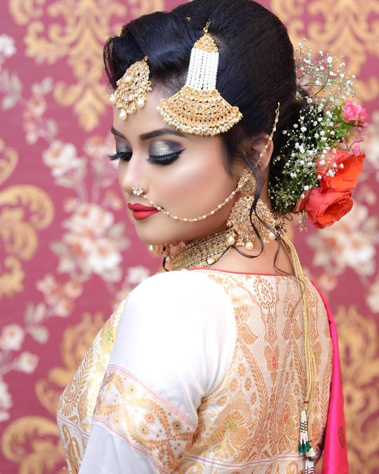 Indian Bride Paasa