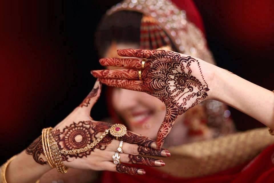Mehandi Sign For Beauty