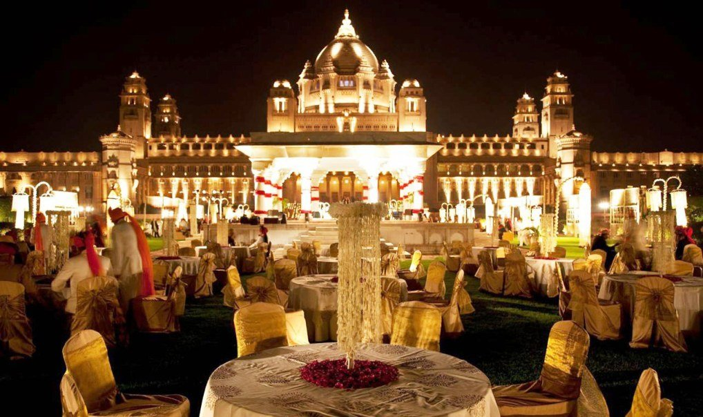 City Palace Udaipur Wedding