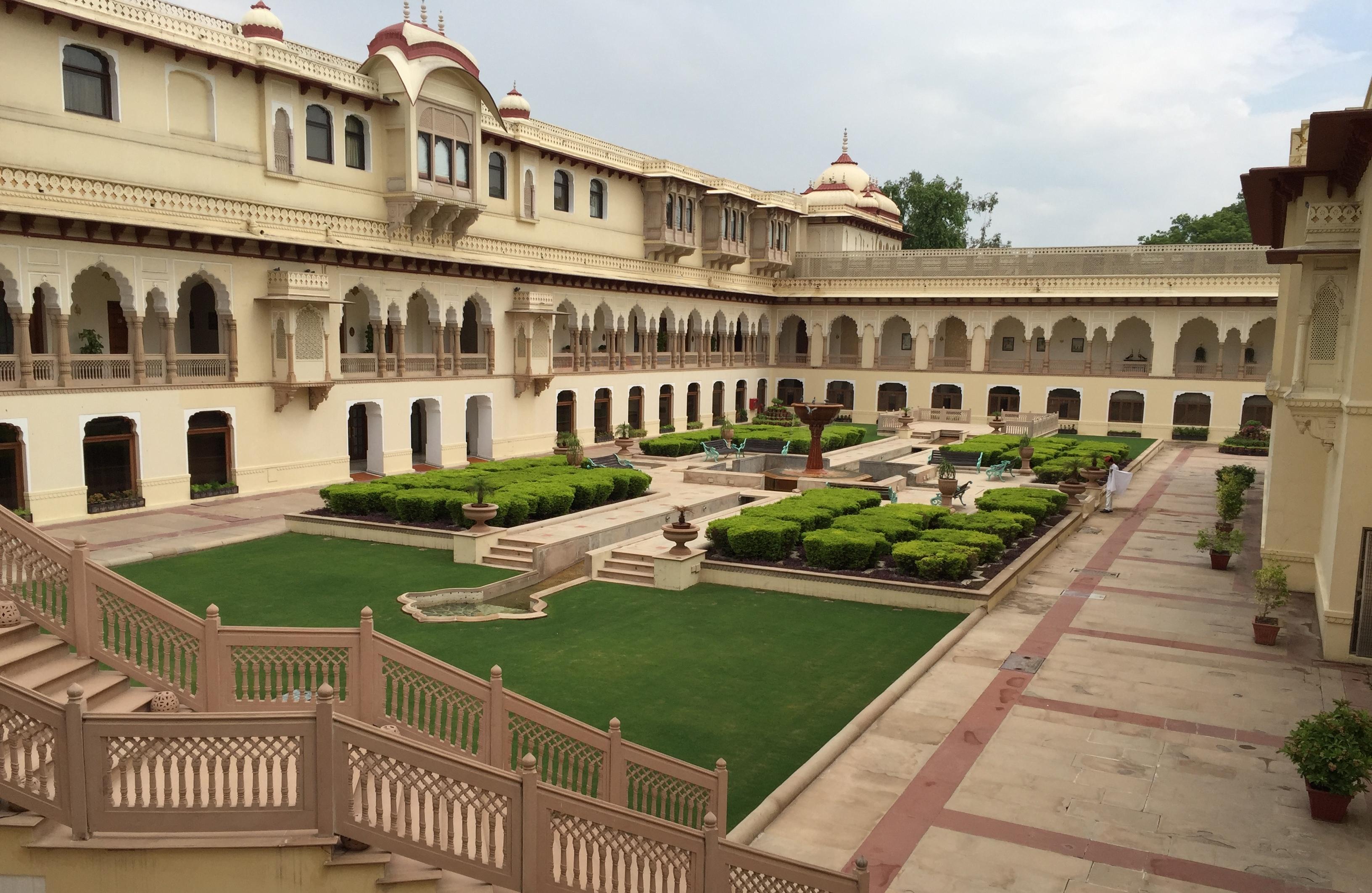 Ram Bagh Palace Jaipur