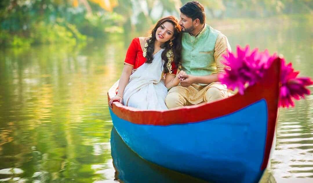 Romantic Boat Getaway