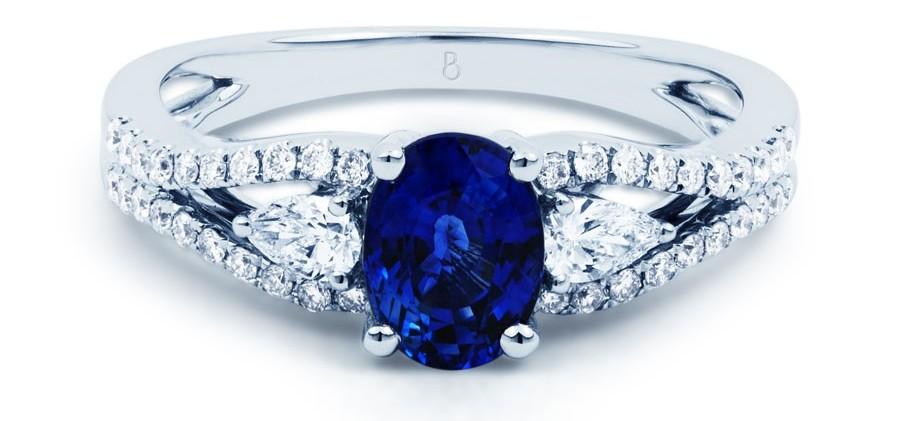 Sapphires Rings