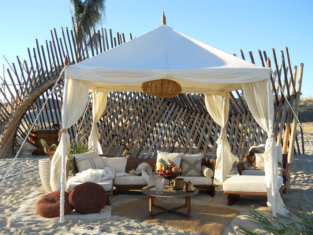 The Beach Style Tent