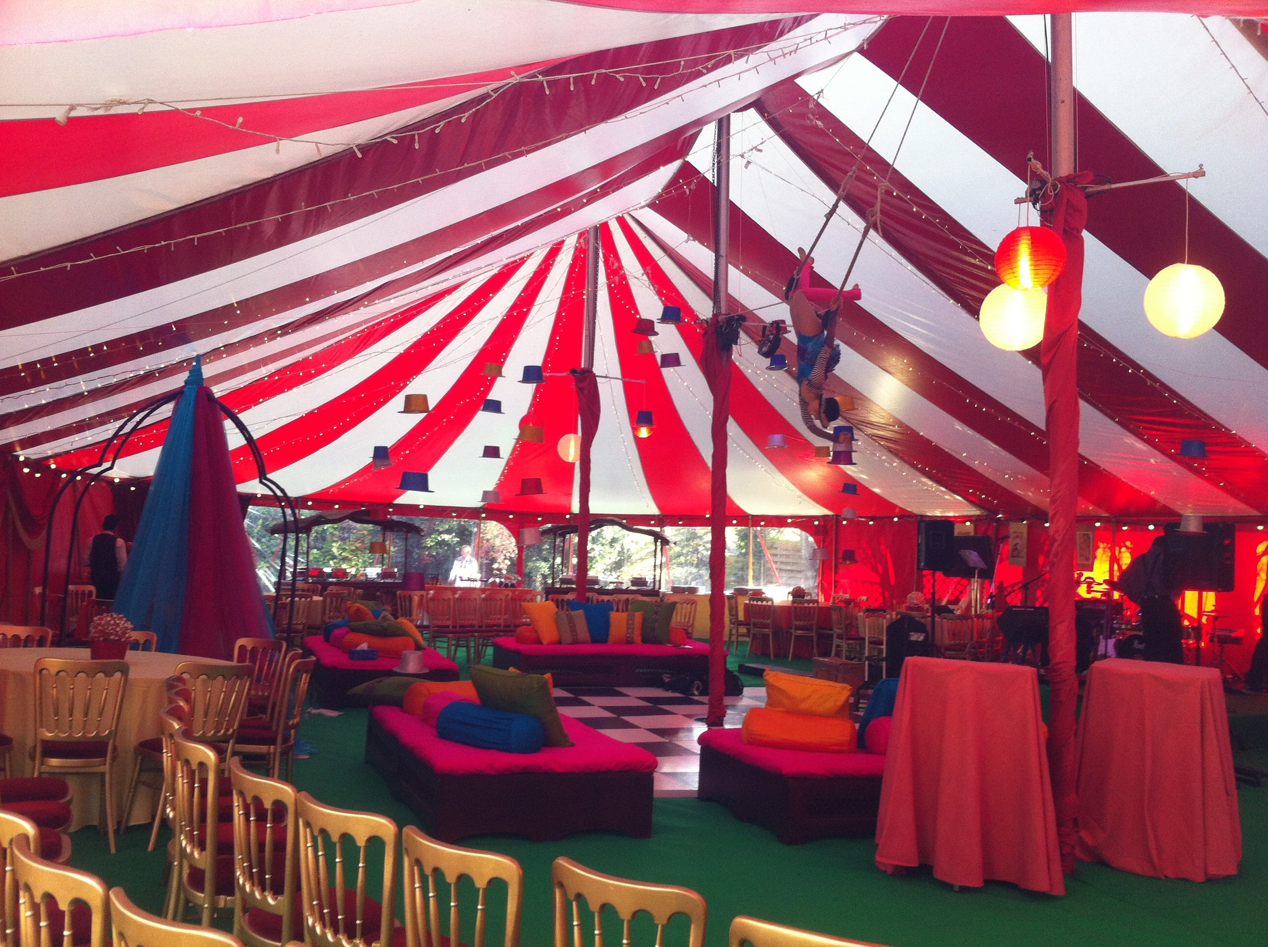 The Carnival Tent