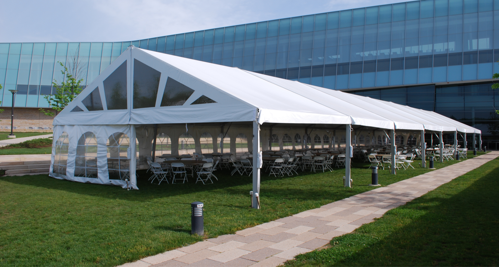 The Frame Tents