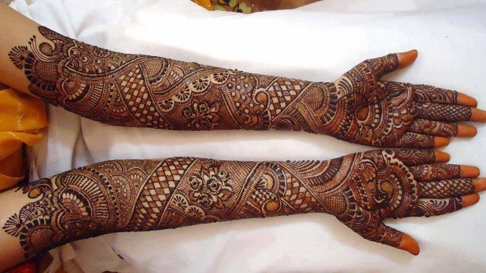 Royal Mehandi Design