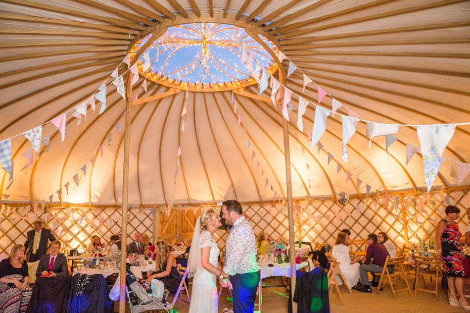 Yurt Tent House