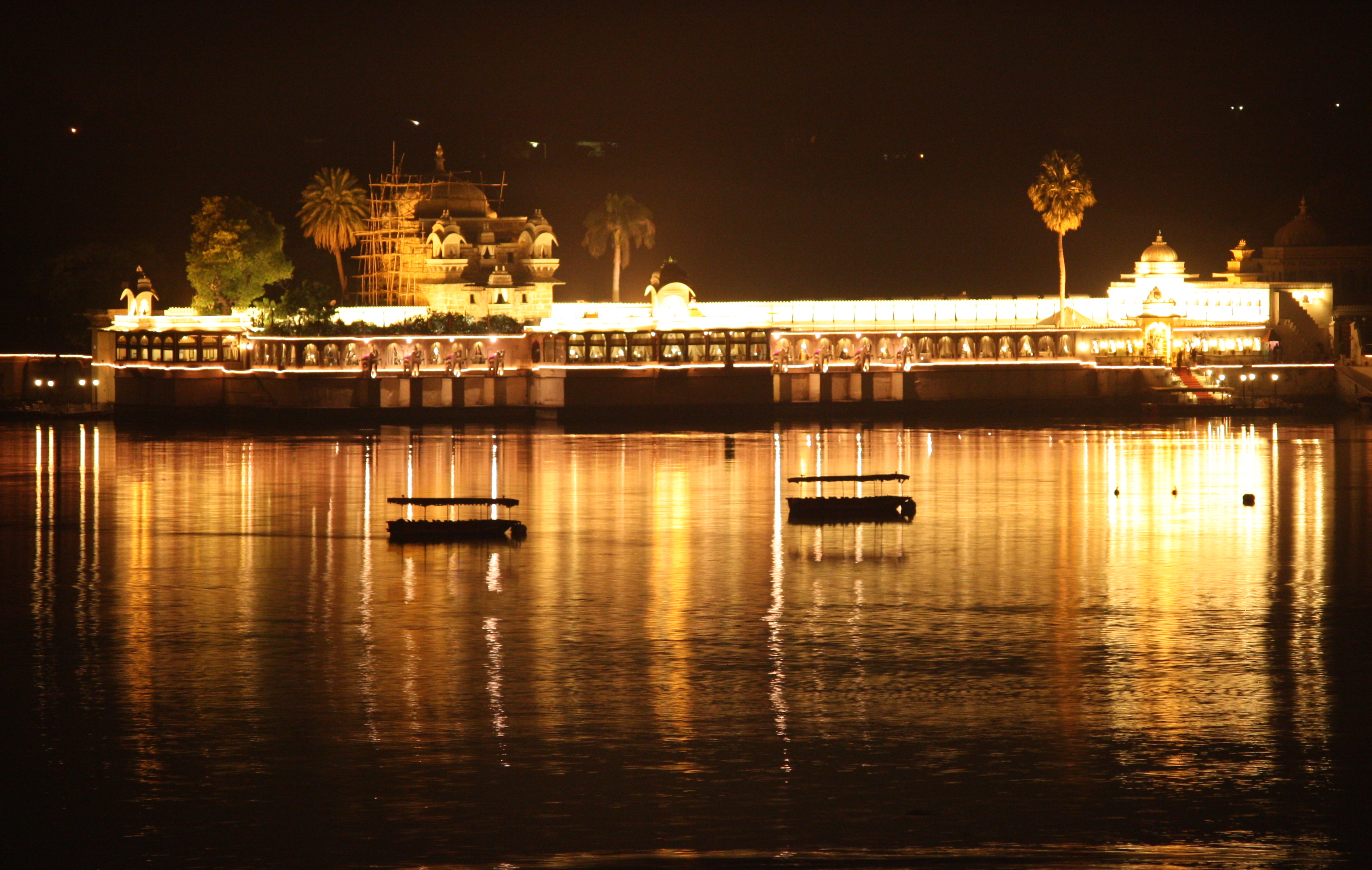 Udaipur Jag Mandir For Destination Wedding