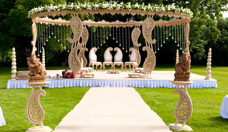 wedding decor and venues