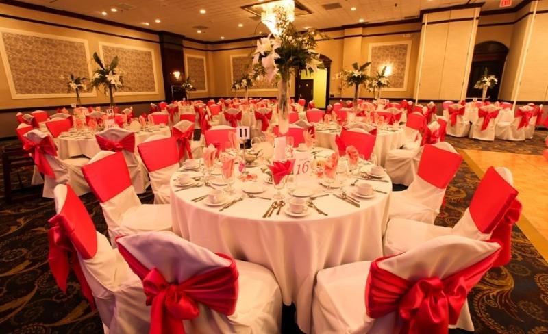 Ac halls for wedding