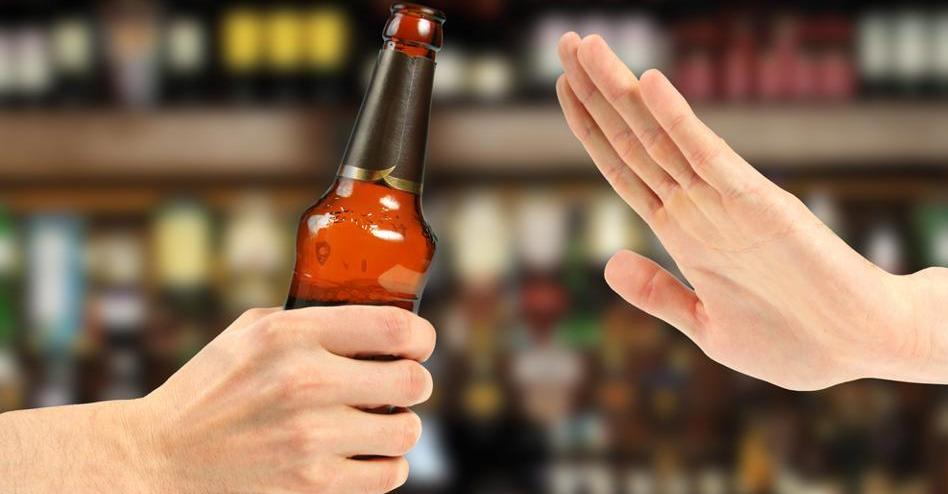 Avoid Drinking Before Wedding