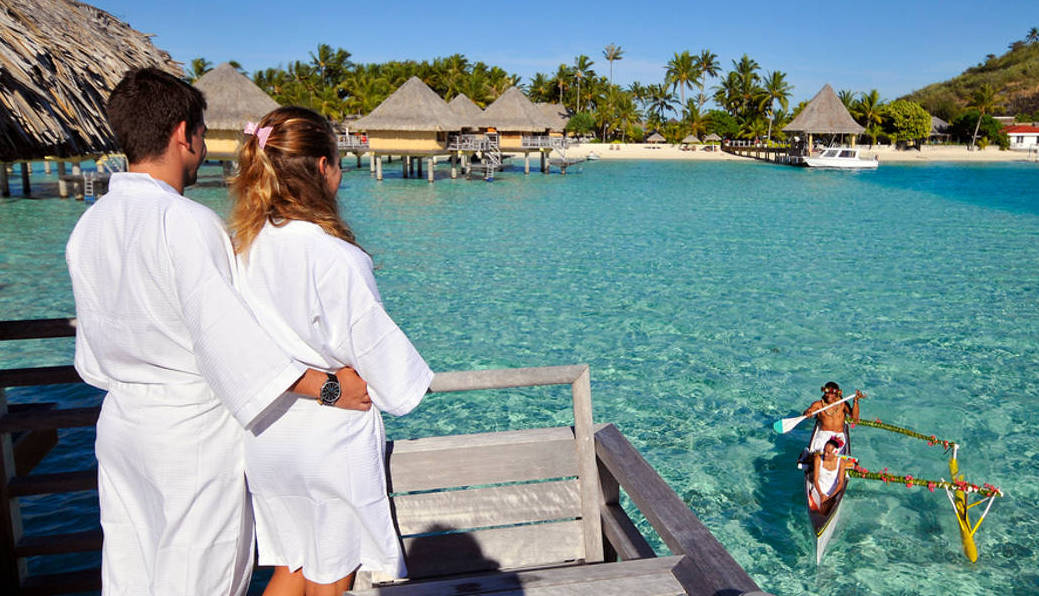 Bora Bora Honeymoon Location
