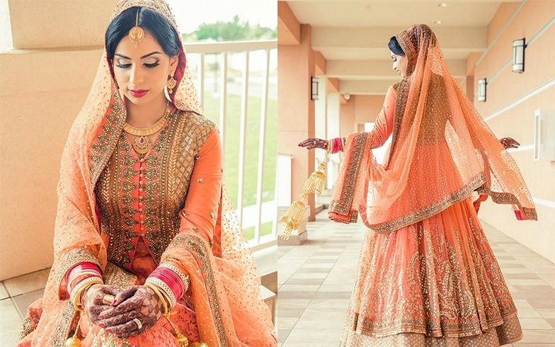 Bridal Lehenga Collections