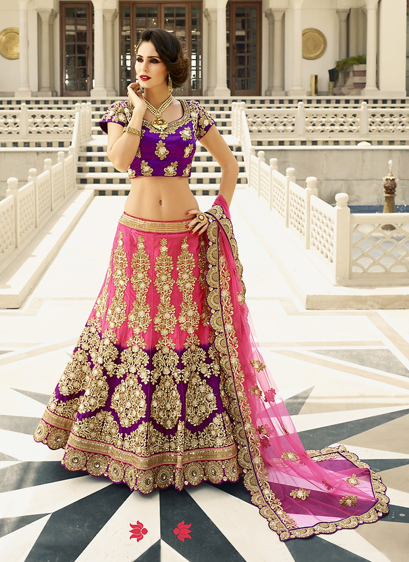 Bridal Lehenga Color ideas