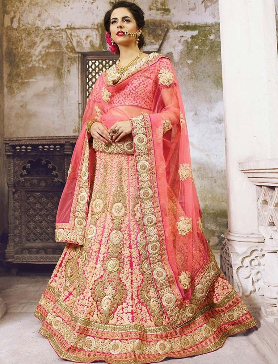 Bridal Dupatta Ideas