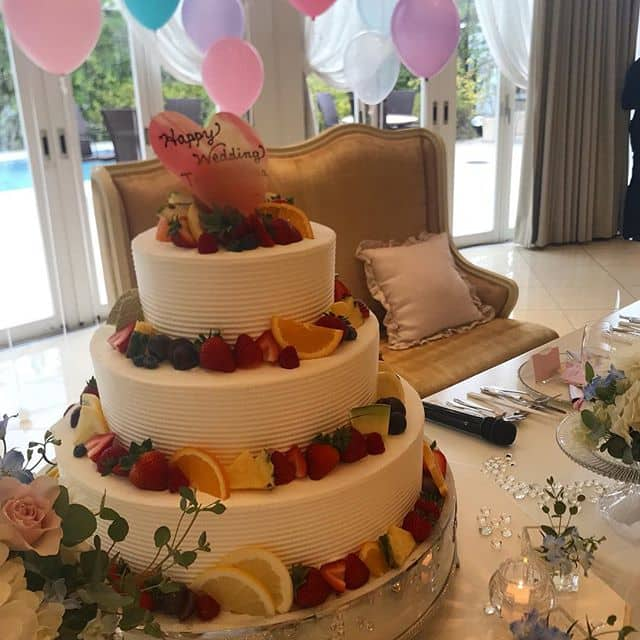 Beautiful wedding cakes pictures