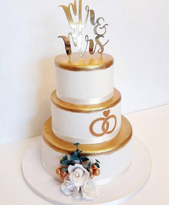 Cute wedding cakes designs