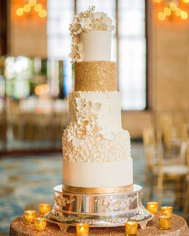 wedding cakes latest designs