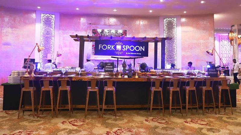 Fork 'N' Spoon catering Delhi