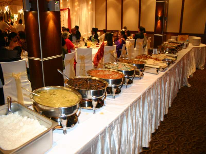 wedding catering tips