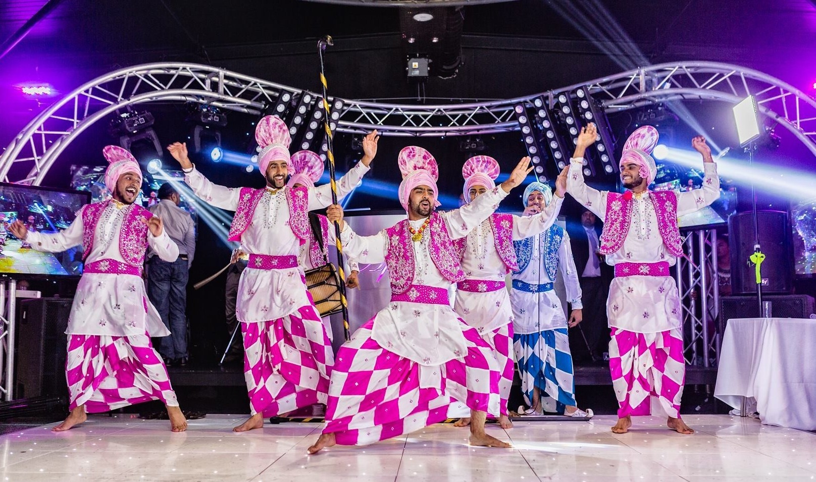 Hire Dance Troups 2018 Wedding Sangeet
