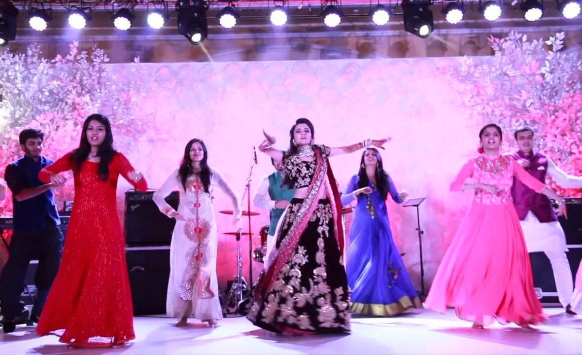 How To Organize The Perfect Wedding Sangeet Function? | Shaadidukaan
