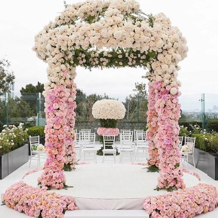marriage mandap decoration ideas
