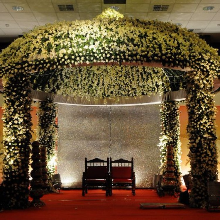 mandap decoration photos