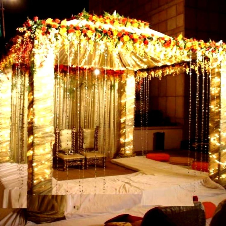 marriage decoration images