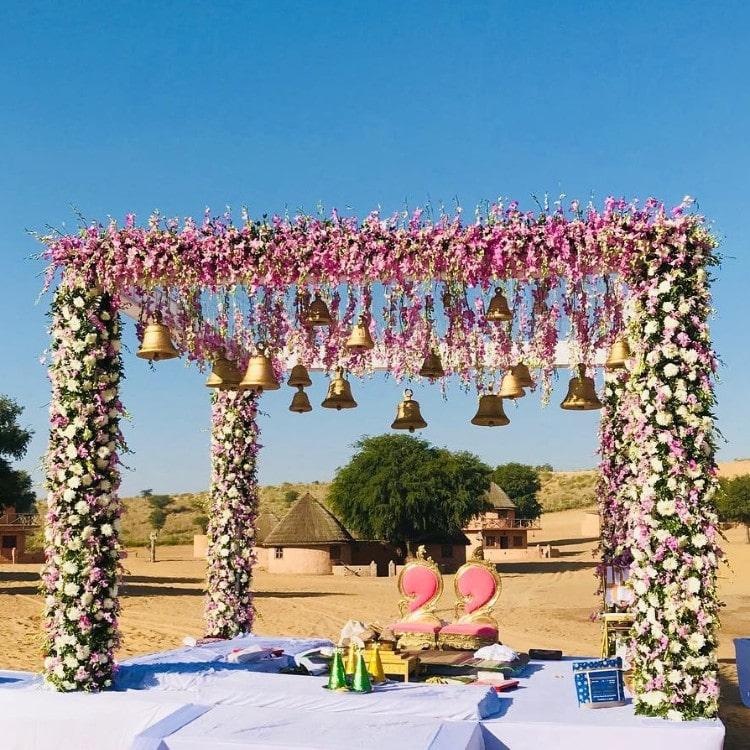 mandap decoration ideas for marriage