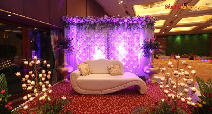 indian stage decoration ideas