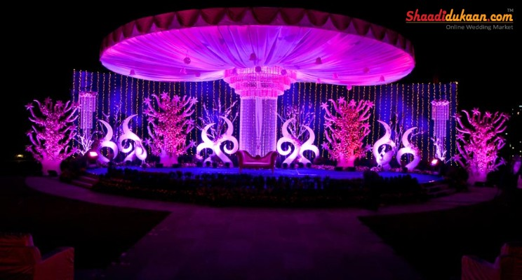 stage decoration ideas for indian wedding