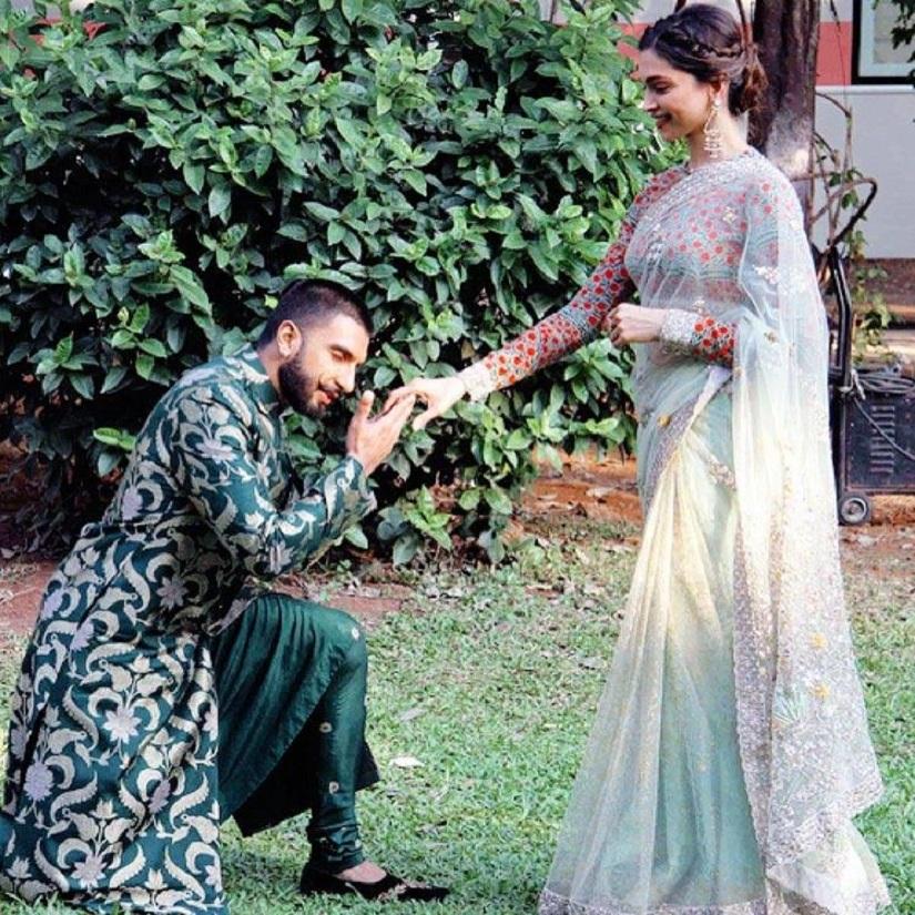 Deepika Ranveer Wedding Pics