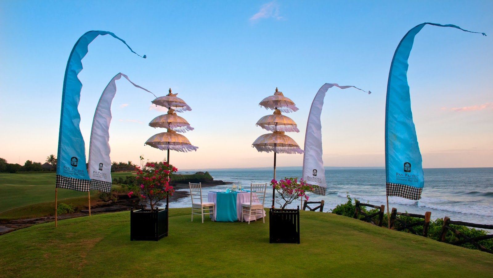 Pan Pacific Nirwana Destination Wedding
