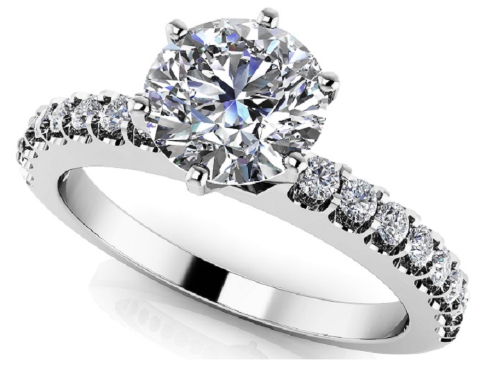 diamond ring for engagement