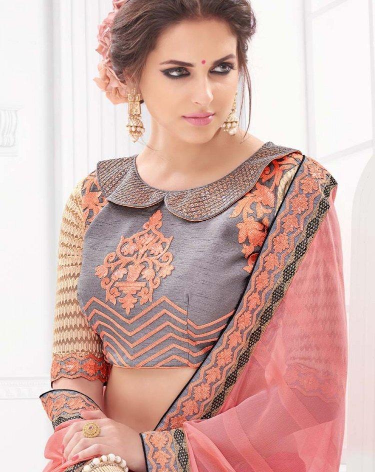 peter pan blouse design