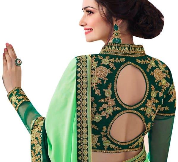 blouse design images