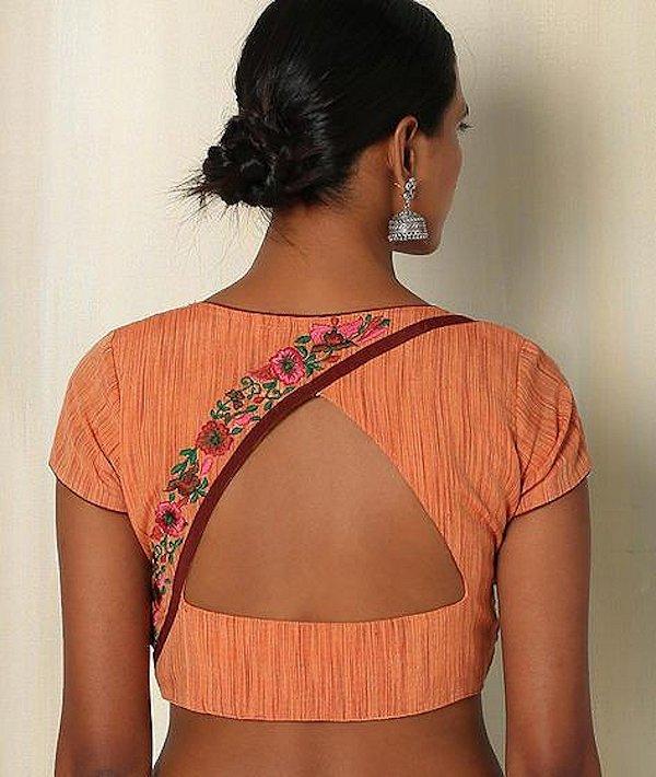 wedding blouse design images