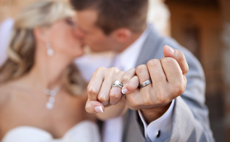 Post Engagement Rings