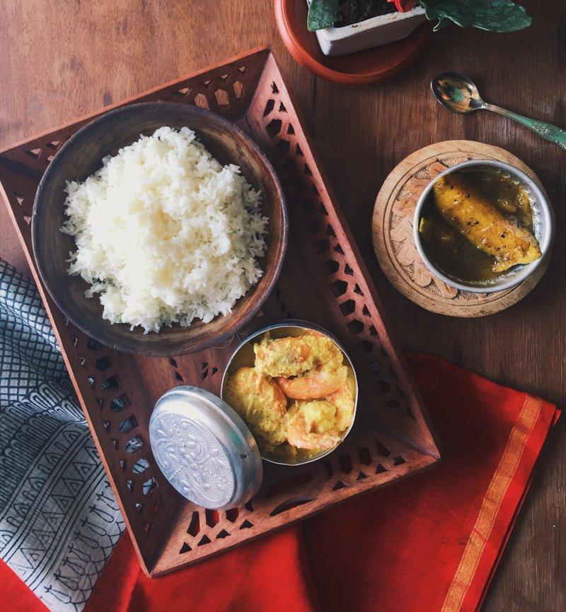 Chingri Macher Malai Curry
