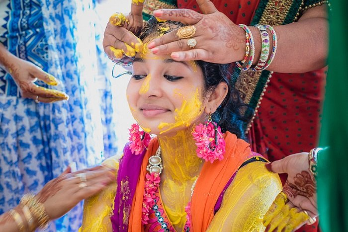 haldi ceremony importance